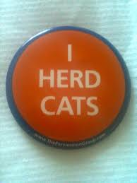 Herd Cats button