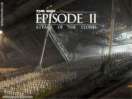 Social Star Wars Saga Episode II: Attack of the Clones