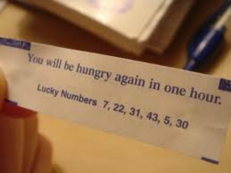 Customer Service Fortune Cookies